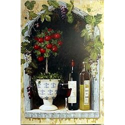 "Fine Art Print ""Olive Oil & Wine Arch II"" by Welby"