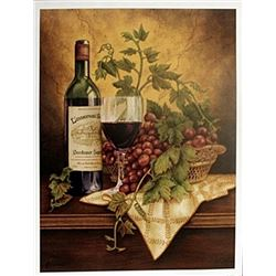 "Fine Art Print ""Vin de France I"" by Anna Browne"
