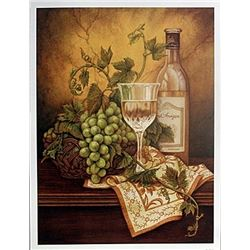 "Fine Art Print ""Vin de France II"" by Anna Browne"