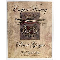 "Fine Art Print ""Empire Winery"" by Ralph Burch"
