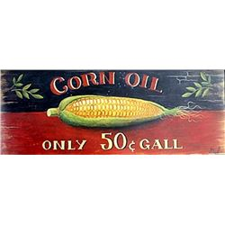 "Fine Art Print ""Corn Oil"" by M. Gordon"