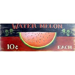 "Fine Art Print ""Watermelon"" by M. Gordon"