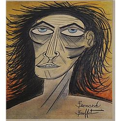 Bernard Buffet - Self-Portrait