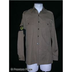 Michael Jackson Worn Military Shirt