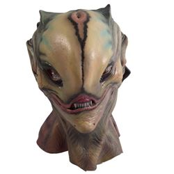 The Guyver Alien Mask Movie Props