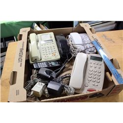 Lot of Home Phones (5)