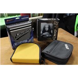 CD Protective Carrying Cases (4)