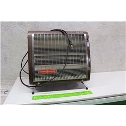Electric Fan Force, Dual Heat Heater (Working)