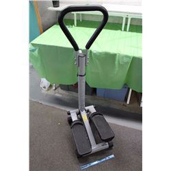 CardioStyle ST100 Stepper, Functioning