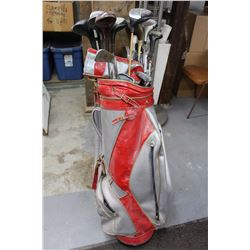 Golf Clubs With Carrier