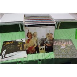 Lot of Misc Records (Beegees, Abba, Chilliwack Etc;)