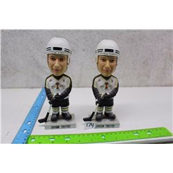 Pair of Jordan Tootoo Bobble Heads (2)(No Boxes)