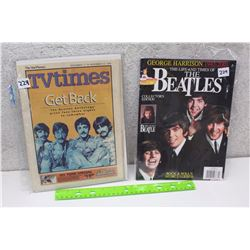 Lot of Beatles Literature (2)