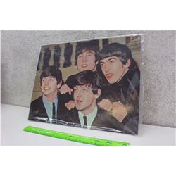 Beatles Print 1996 Apple Music
