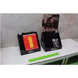 Beatles Store Displays With Paul McCartney Press Play Cassette