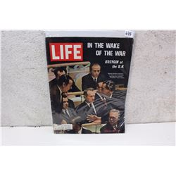 June 30th 1967 Issue Life Magazines