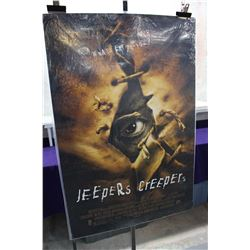 Jeepers Creepers, Original Movie Poster