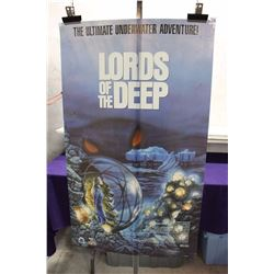 Lords Of The Deep, Original Movie Poster