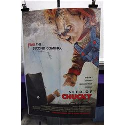 Seed of Chucky, Original Movie Poster