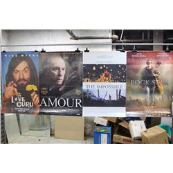 Lot of Movie Posters (5)(Rockstar, The Impossible, Amour)