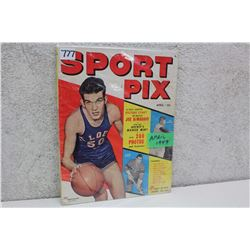 Sport Pix Magazine (April 1949)