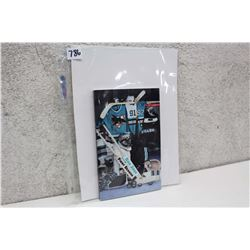 San Jose Sharks First Season Book (1991-92)