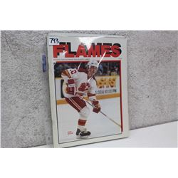 NHL Flames Magazine (1980s)