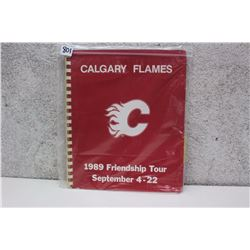 Calgary Flames Friendship Tour (1989)