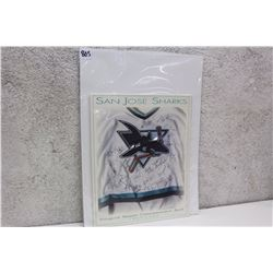 San Jose Sharks Inaugural Season Commemorative Book (1991-92)