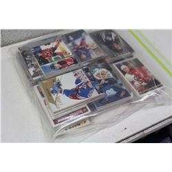 Bag of Wrapped Assorted Hockey Cards (100s of Cards)(Kovalev, Etc;)