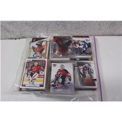 Bag of Wrapped Assorted Hockey Cards (100s of Cards)(Martin Brodeur, Etc;)