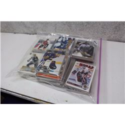 Bag of Wrapped Assorted Hockey Cards (100s of Cards)(Dominik Hasek, Etc;)