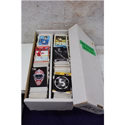 Assorted Hockey Cards (1600)