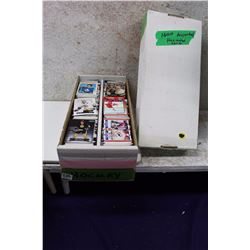 Assorted Hockey Cards (1600)(Cam Neely, Patrick Roy, Etc;)