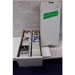 Assorted Hockey Cards (1600)(Terry O'Reilly, Anton Stastny, Etc;)