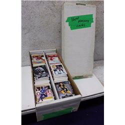 Assorted Hockey Cards (1600)(Pierre Pilote, Joe Sakic, Etc;)