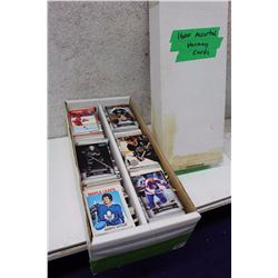 Assorted Hockey Cards (1600)Darryl Sittler, Dale Hawerchuk, Etc;)