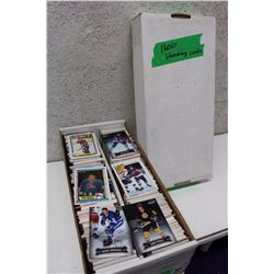 Assorted Hockey Cards (1600)(Terry O'Reilly, Joe Sakic, Etc;)