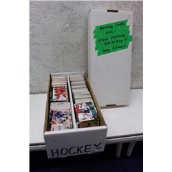 Assorted Hockey Cards (Approx 1200)(All Steve Yzerman, Patrick Roy, and Doug Gimour)