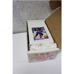 1990-91 Upper Deck Hockey Cards Set (1-400)