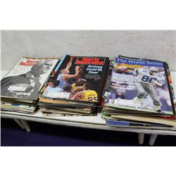 Lot of Assorted Sports Illustrated Issues