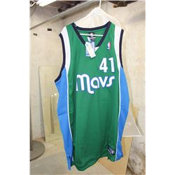 Basketball Mavs Jersey, New With Tag (