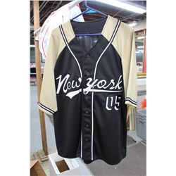 Baseball Jersey, New With Tag (New York)