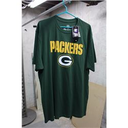 NFL Packers T shirt New With Tag