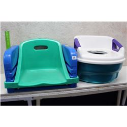 Baby Potty & Chair