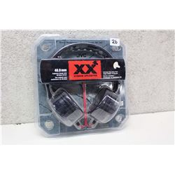 NIB Xtreme Xplosives Stereo Headphones 40.0mm Driver