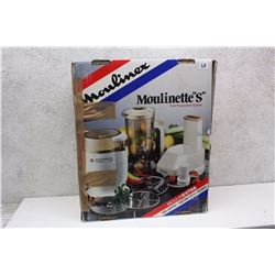 "Moulinette""S"" Food Preparation System"