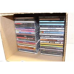 Lot of Assorted Music CDs (40+)(Faith Hill, Smash, etc;)