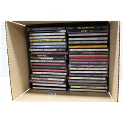 Lot of Assorted Music CDs (40+)(Greatest Hits of The 80s, Chris Cummings, etc;)