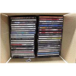 Lot of Assorted Music CDs (40+)(Soul Asylum, Tracy Chapman, etc;)